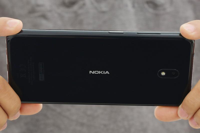 Điện thoại smartphone Nokia 3.2 16GB | Trên tay và trải nghiệm
