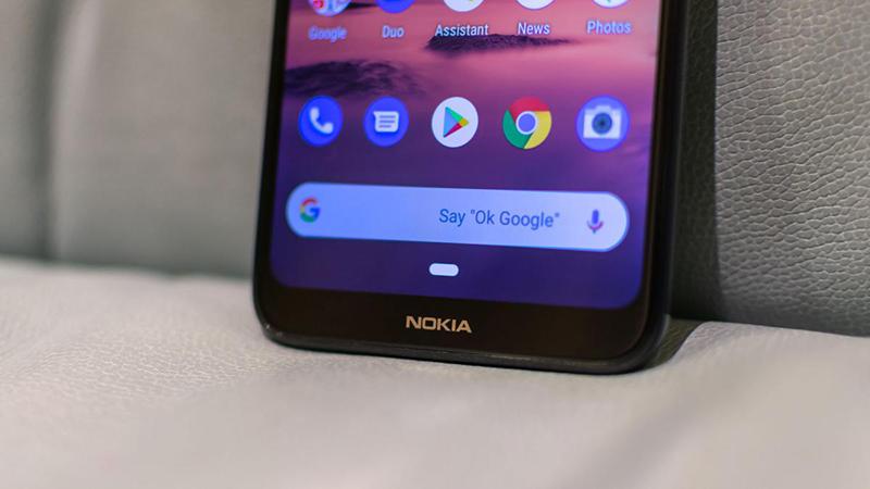 Thời lượng pin của điện thoại Nokia 3.2 16GB chính hãng