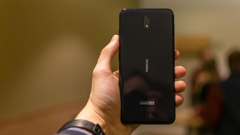 Thiết kế của điện thoại Nokia 3.2 16GB chính hãng