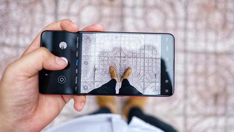 Điện thoại Xiaomi Mi 9T   Camera sau