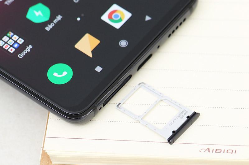 Thiết kế điện thoại Xiaomi Mi 9T (Redmi K20) chính hãng
