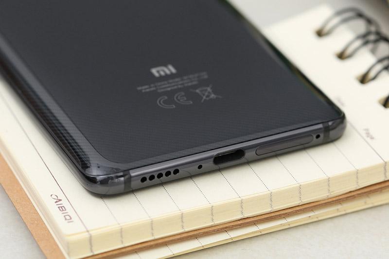 Sạc nhanh 18W qua USB Type C của điện thoại Xiaomi Mi 9T (Redmi K20) chính hãng