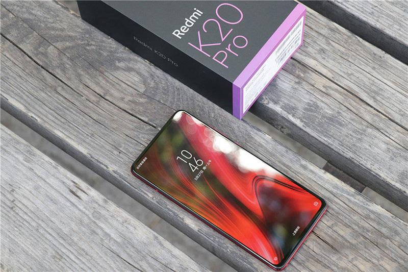 Màn hình của điện thoại Xiaomi Redmi K20 Pro chính hãng