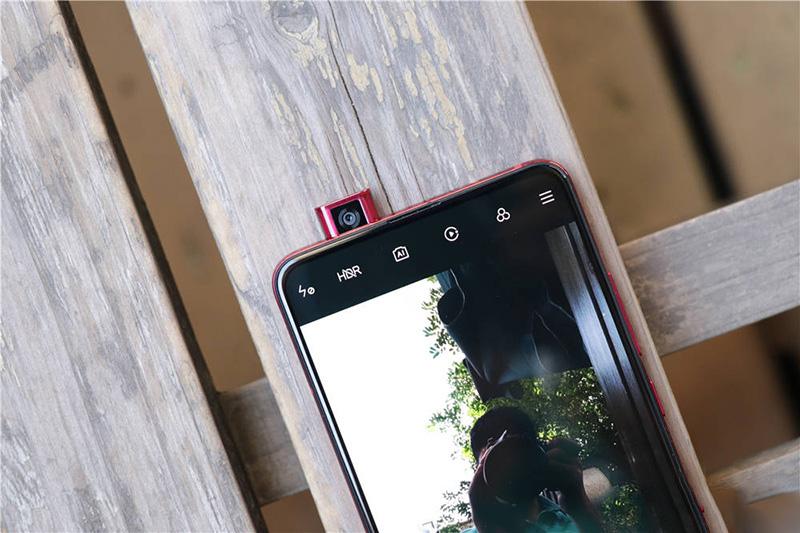 Camera trước selfie của điện thoại Xiaomi Redmi K20 Pro chính hãng