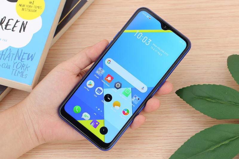 Điện thoại smartphone Realme C2 | Pin trâu trải nghiệm bền bỉ