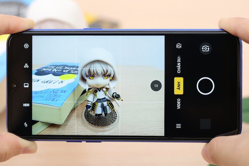 Điện thoại smartphone Realme C2 | Giao diện camera
