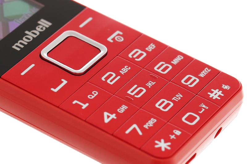 Điện thoại giá rẻ Mobell M229 2019 | Bàn phím