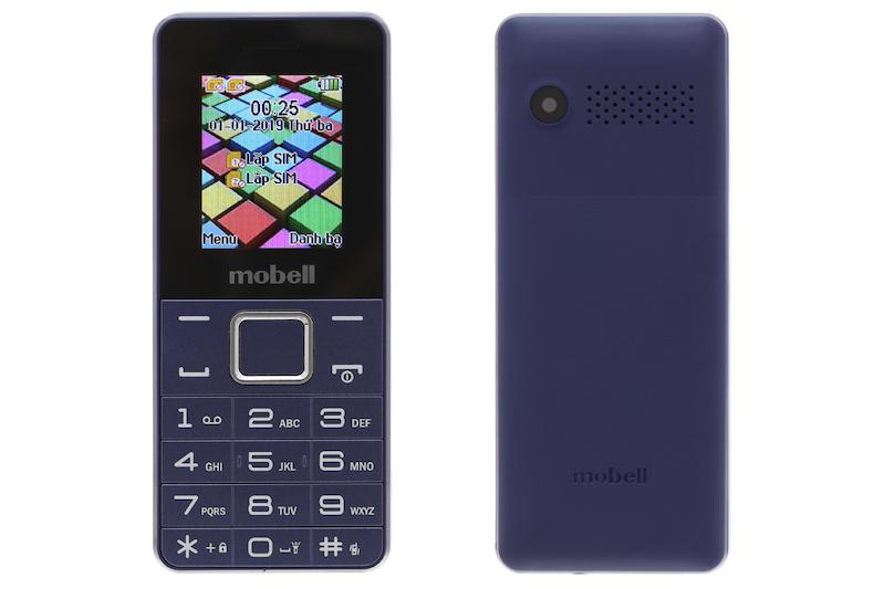 Điện thoại giá rẻ Mobell M229 2019 | Tổng thiết kế
