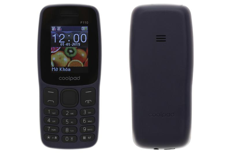 Điện thoại nghe gọi Coolpad F110 | Tổng thiết kế