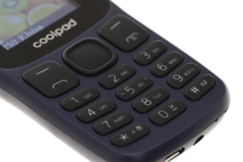 Điện thoại nghe gọi Coolpad F110 | Bàn phím T9