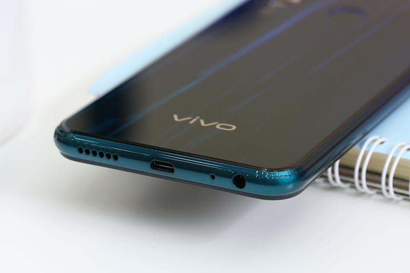 Thời lượng pin của điện thoại Vivo Y12 chính hãng