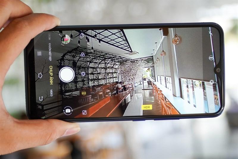 Camera sau của điện thoại Vivo Y12 chính hãng