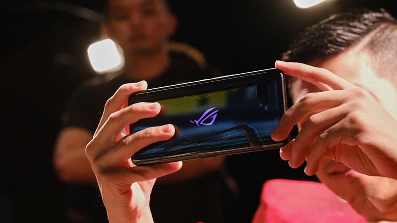 Điện thoại ASUS ROG Phone 2 | Thời lượng pin