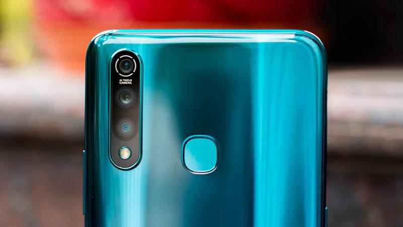 Điện thoại Vivo Z1 Pro | Camera sau