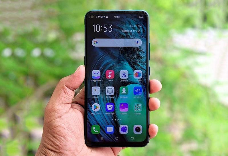 Điện thoại Vivo Z1 Pro | Cấu hình
