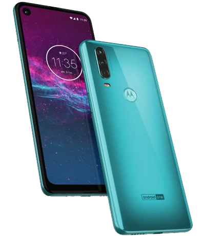 Điện thoại Motorola One Action
