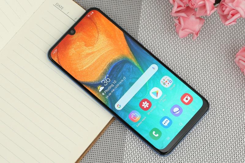 Điện thoại Samsung Galaxy A30s | Thời lượng pin