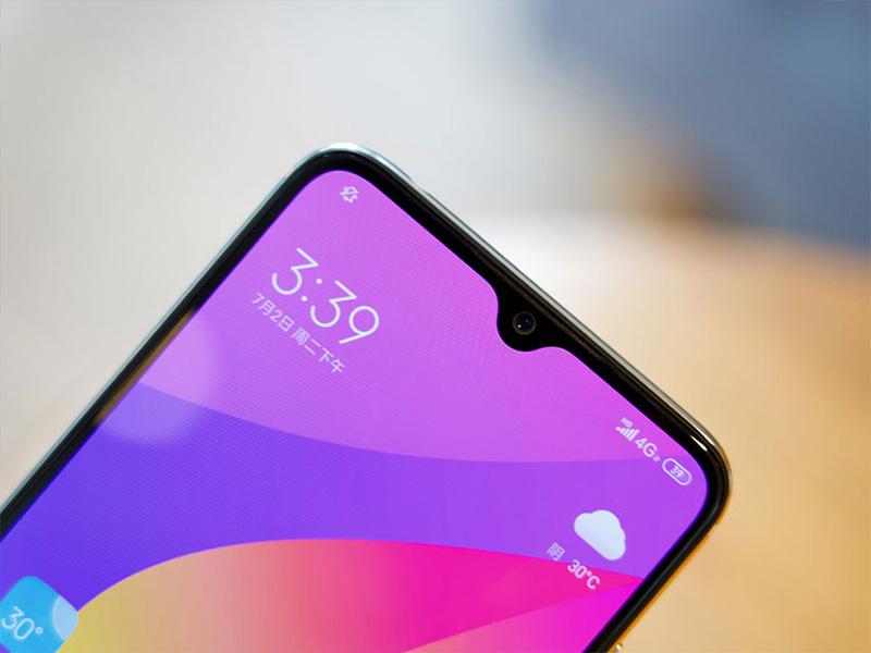 Điện thoại Xiaomi Mi CC9e | Camera trước