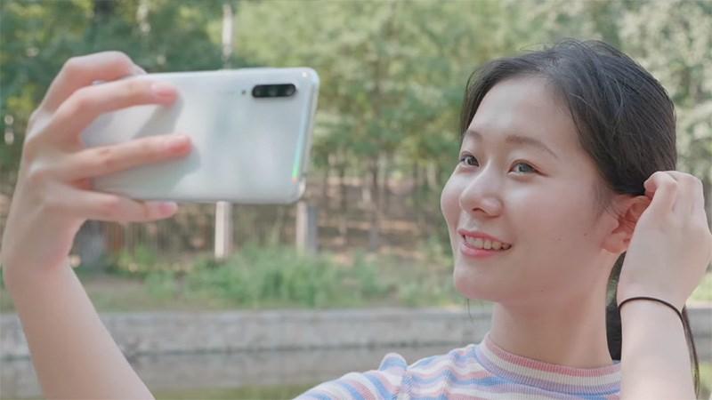 Điện thoại Xiaomi Mi CC9 | Camera sau