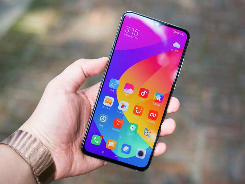 Điện thoại Xiaomi Mi CC9 | Màn hình