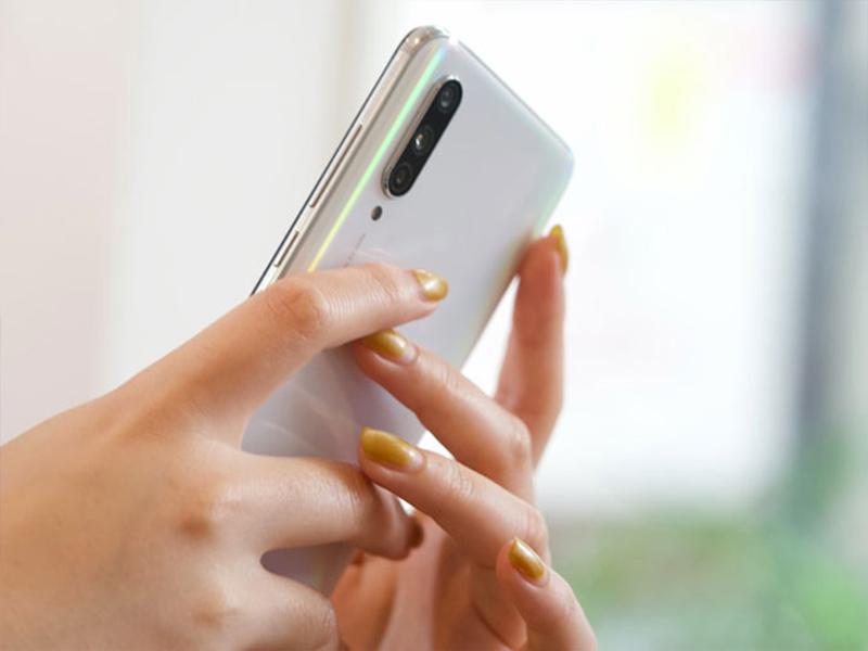 Điện thoại Xiaomi Mi CC9 | Thiết kế
