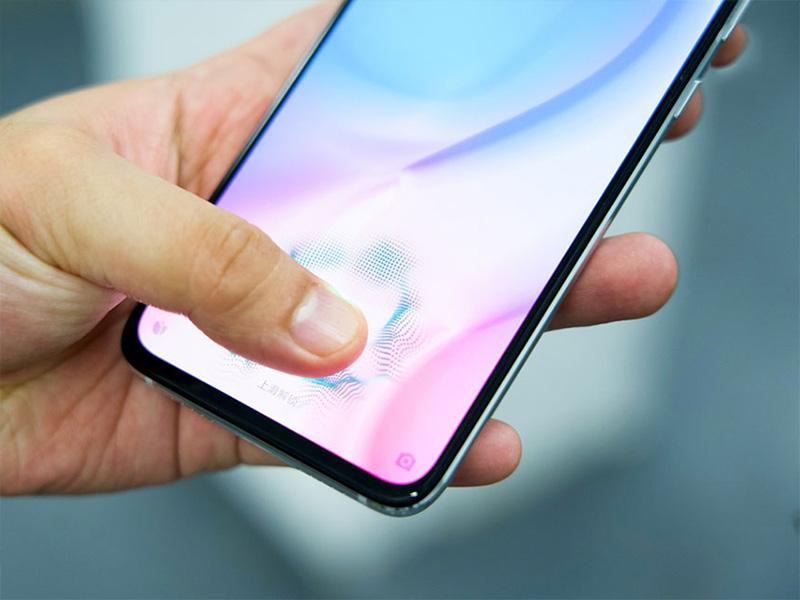 Điện thoại Xiaomi Mi CC9 | Cảm biến vân tay