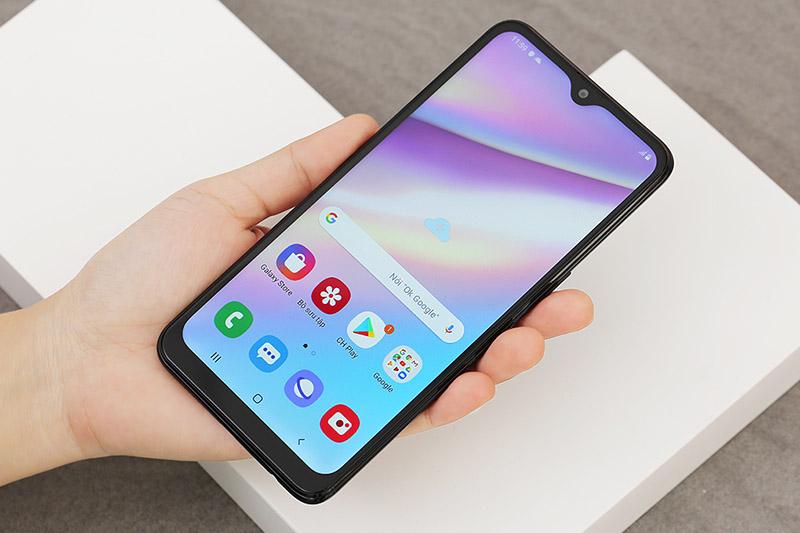 Điện thoại Samsung Galaxy A10s | Trải nghiệm thao tác
