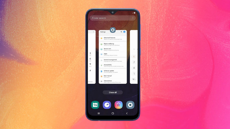 Điện thoại Samsung Galaxy A10s | Thời lượng pin