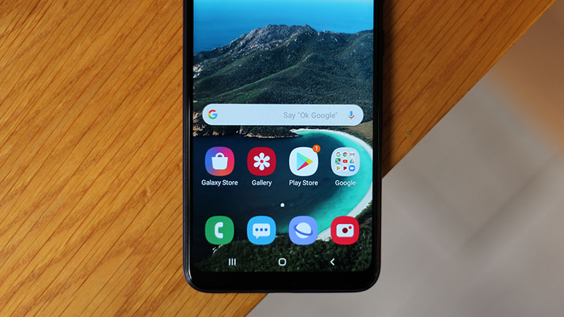 Điện thoại Samsung Galaxy A10s | Thiết kế
