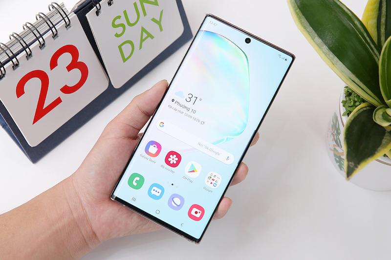 Điện thoại Samsung Galaxy Note 10+ | Thời lượng pin