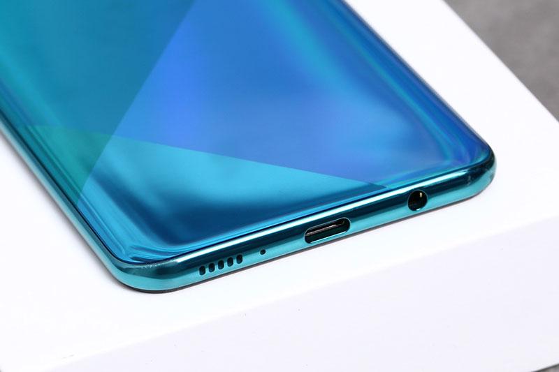 Điện thoại Samsung Galaxy A50s chính hãng | Cổng sạc USB Type C có hỗ trợ sạc nhanh
