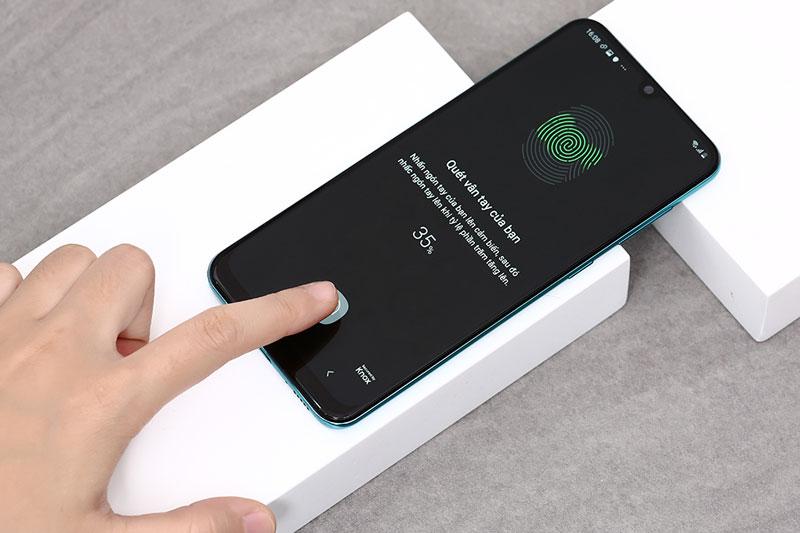 Điện thoại Samsung Galaxy A50s chính hãng | Cảm biến vân tay trong màn hình