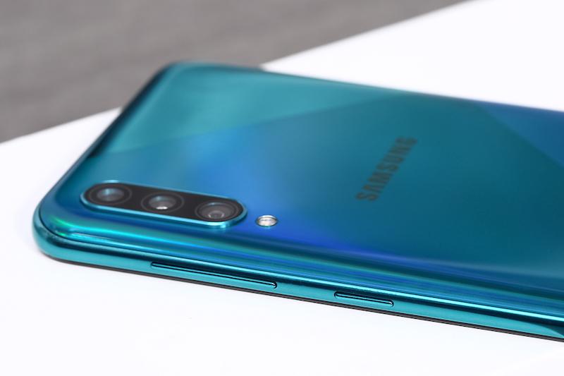 Điện thoại Samsung Galaxy A50s | Cụm camera sau