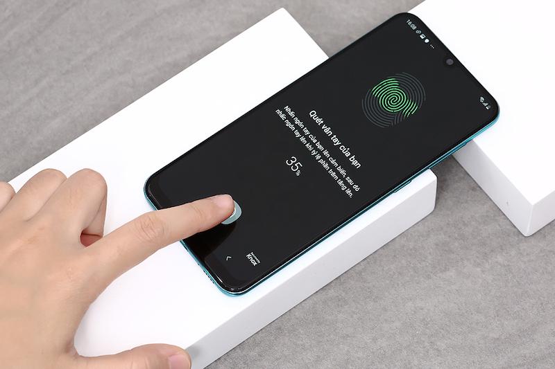 Điện thoại Samsung Galaxy A50s | Vân tay dưới màn hình