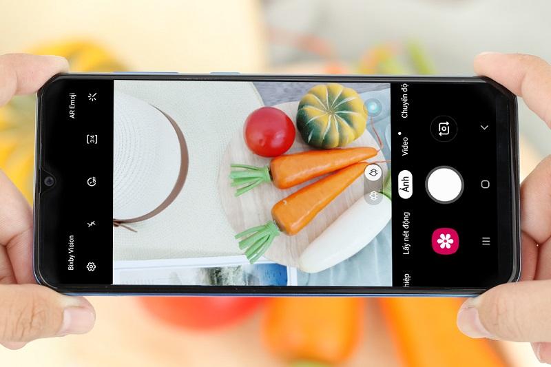 Điện thoại Samsung Galaxy A50s | Camera sau