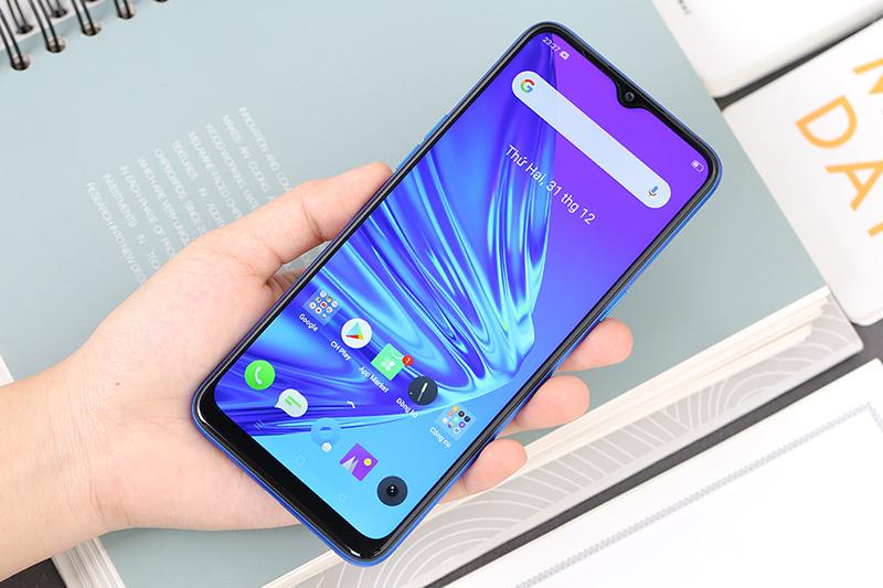 Điện thoại Realme 5 | Giao diện đơn giản dễ sử dụng