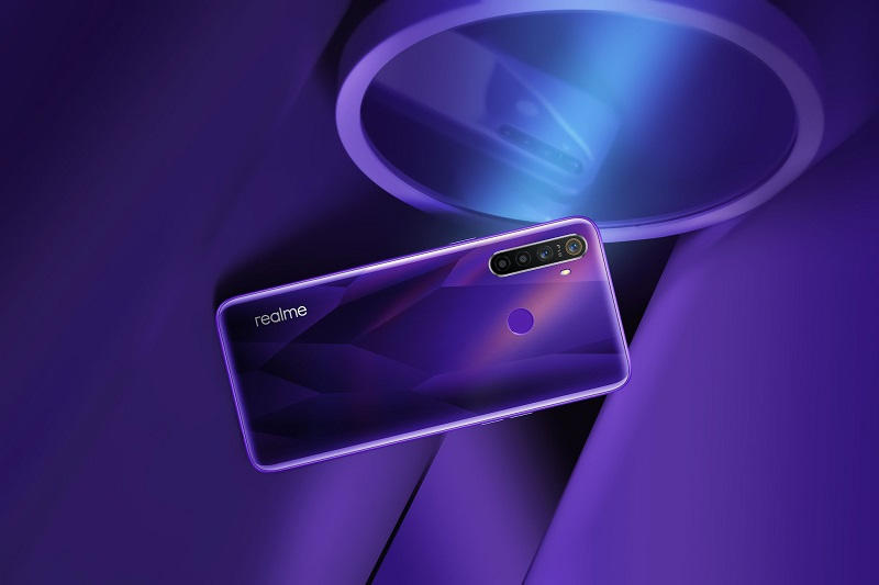 Điện thoại Realme 5 | Thời lượng pin