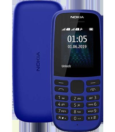 Điện thoại Nokia 105 Dual (2019)