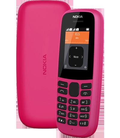 Điện thoại Nokia 105 (2019) | Thiết kế