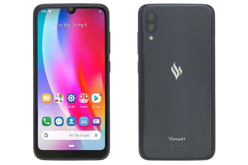 Điện thoại Vsmart Star | Tổng quan thiết kế