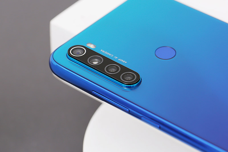 Điện thoại Xiaomi Redmi Note 8 | Thiết kế bộ 4 camera