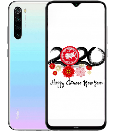 Điện thoại Xiaomi Redmi Note 8 (4GB/64GB)