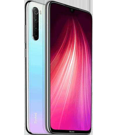 Điện thoại Xiaomi Redmi Note 8 | Camera sau