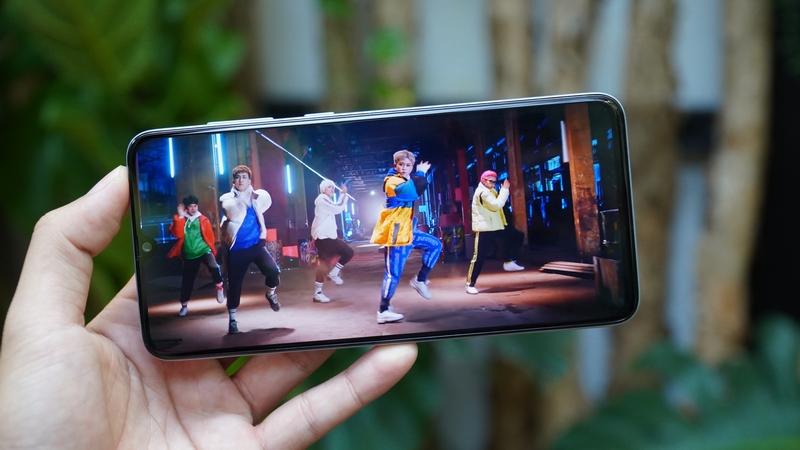 Điện thoại Samsung Galaxy A90 5G | Cấu hình
