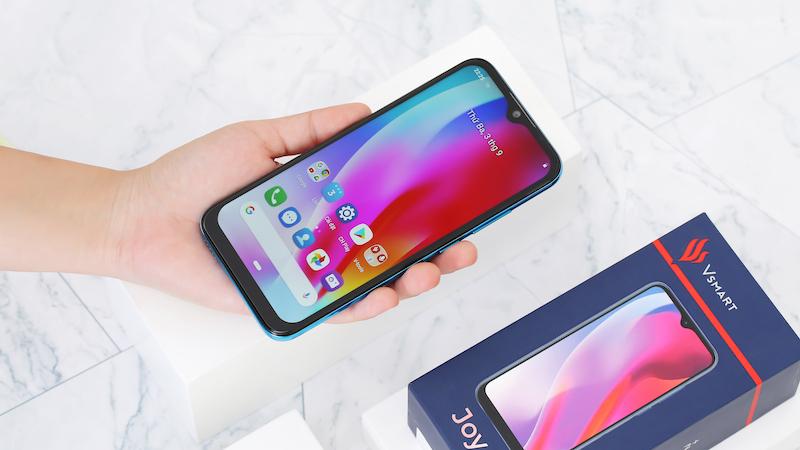 Điện thoại smartphone Vsmart Joy 2+ | Sử dụng bền bỉ
