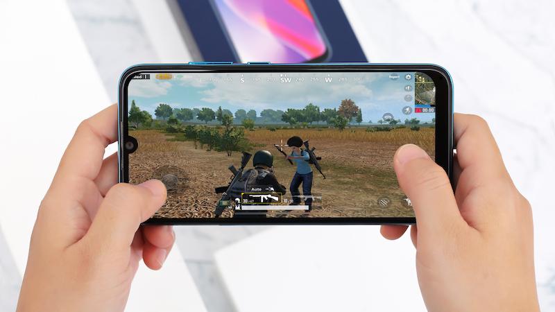 Điện thoại smartphone Vsmart Joy 2+ | Trải nghiệm chơi game trên máy