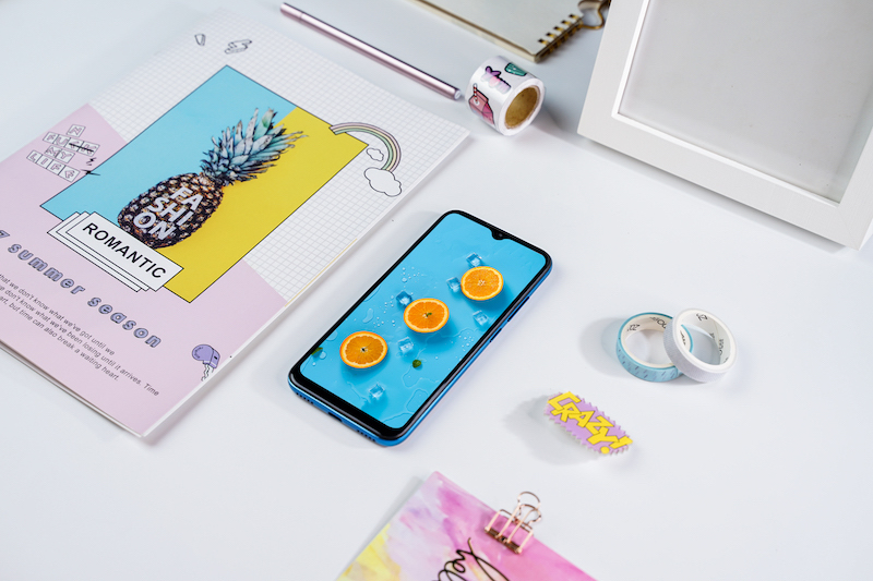 Điện thoại smartphone Vsmart Joy 2+ | Khả năng hiển thị màu sắc