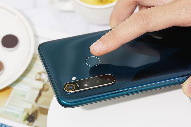 Điện thoại Realme 5 Pro | Cảm biến vân tay