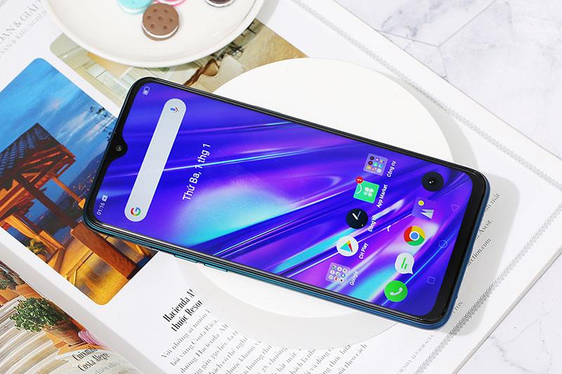 Điện thoại Realme 5 Pro | Thiết kế