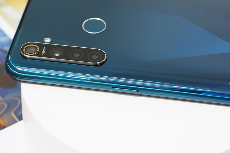 Điện thoại Realme 5 Pro | Bộ 4 camera ấn tượng